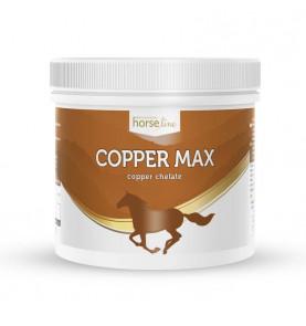 HORSELINE PRO Copper Max - suplement dla koni zawierający miedź w formie chelatu, 310g